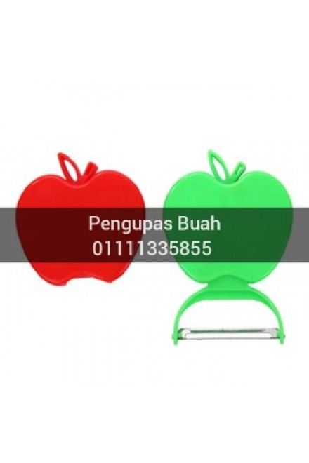 Doorgift pengupas Buah ( model Apple)